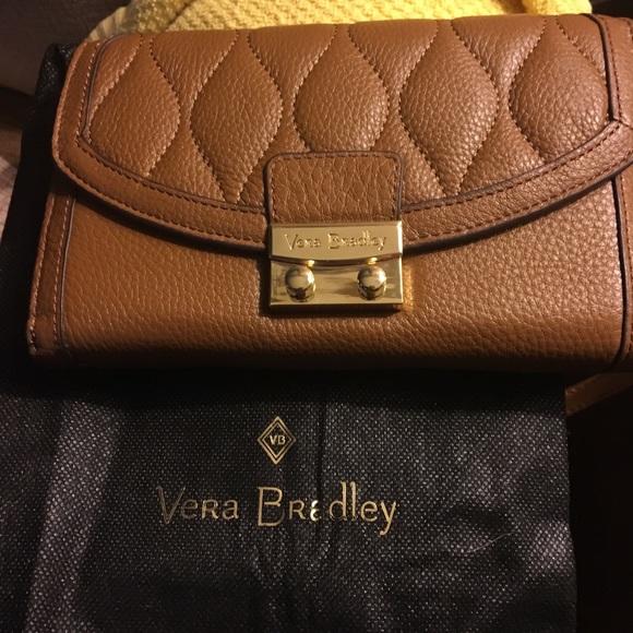 fc7d1057c532 Vera Bradley ultimate wristlet